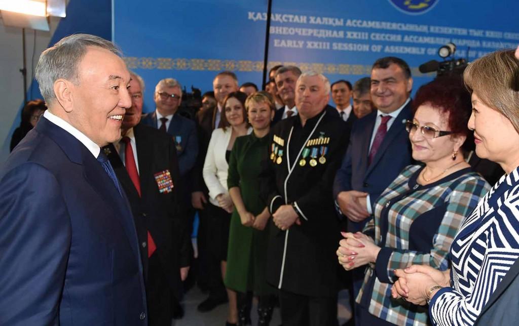 Kazakistan seçimleri