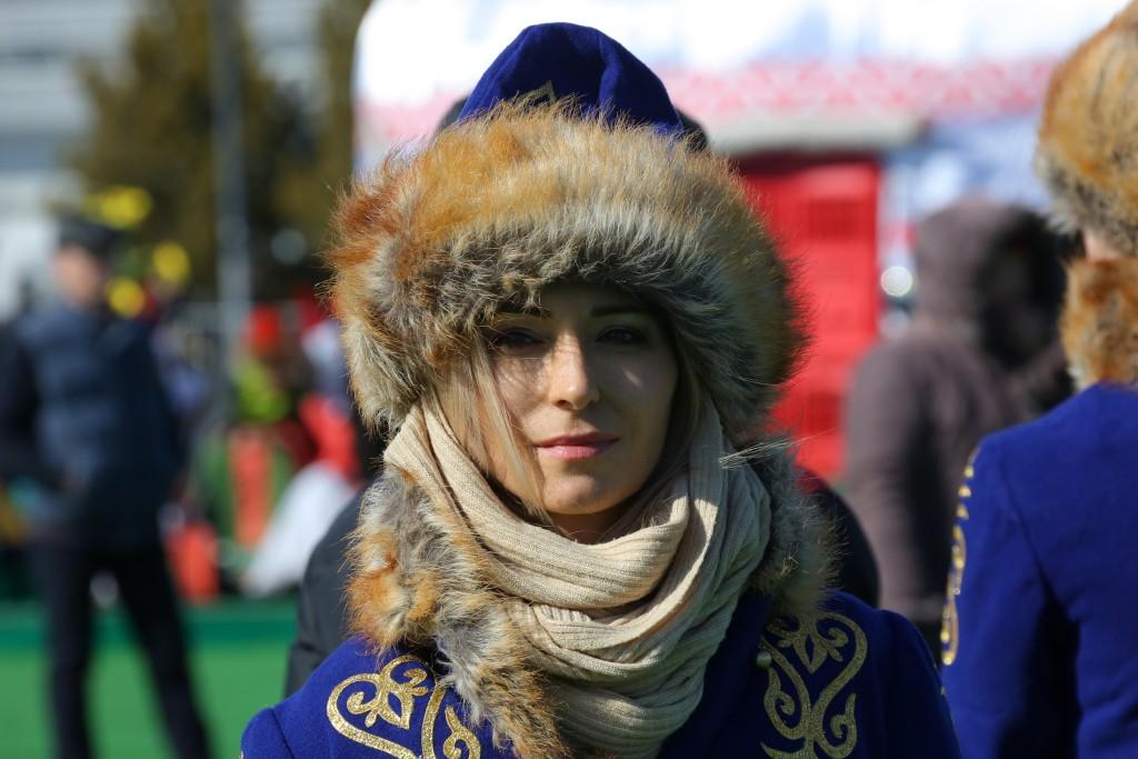 Kazakistan'da nevruz coşkusu