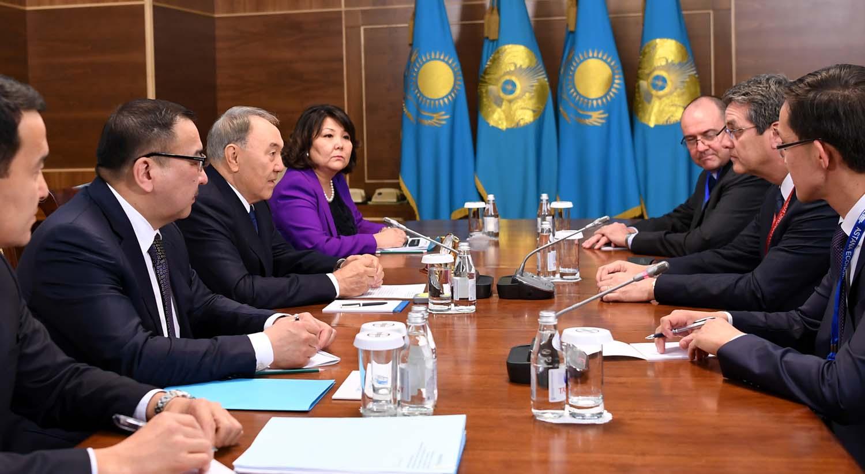 nazarbayev azevedo