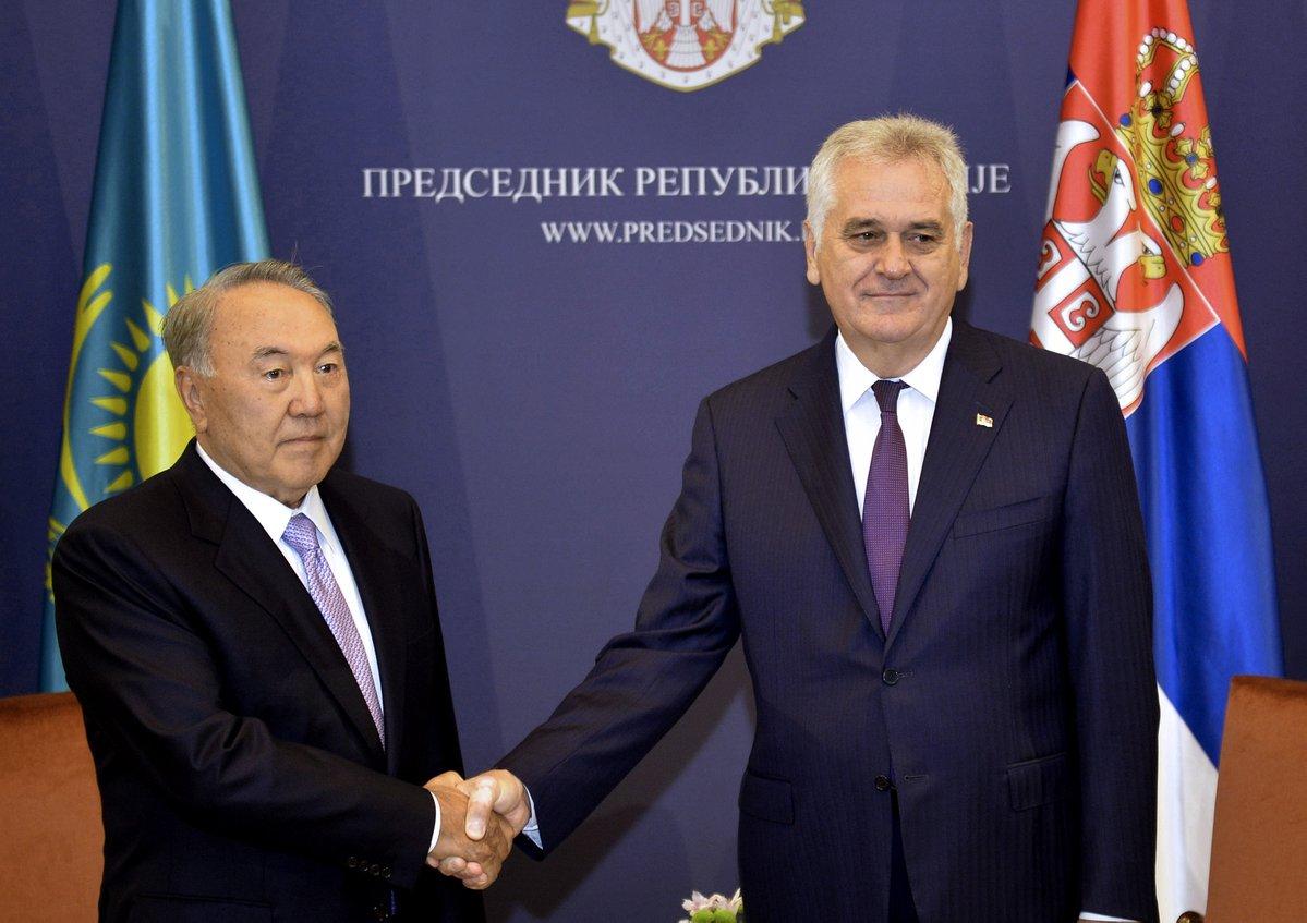 nazarbayev sirbistan cmhb