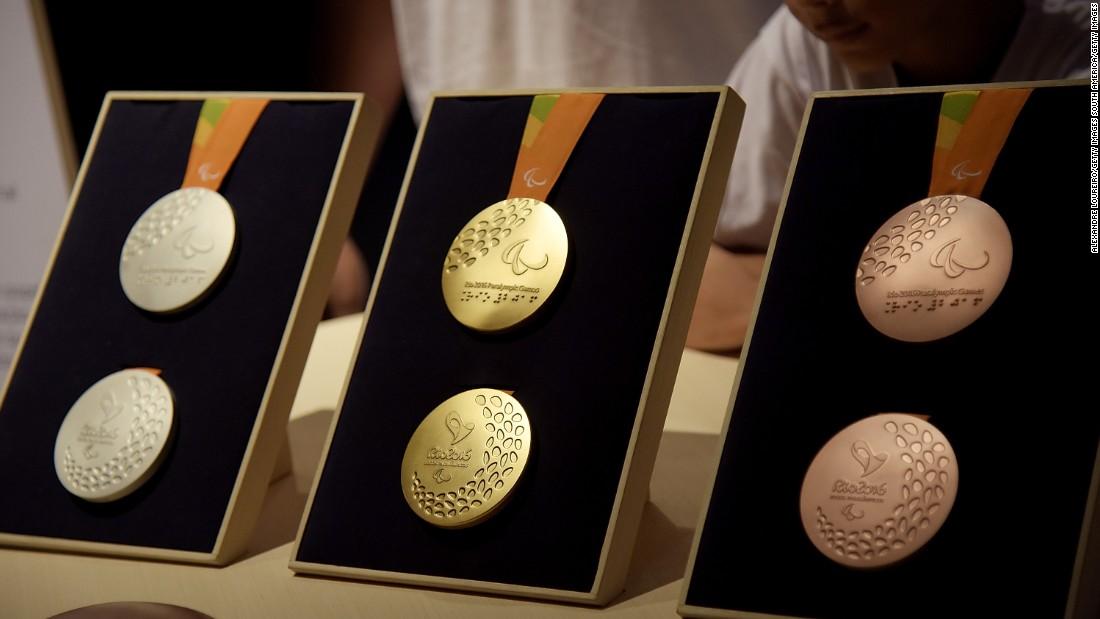 rio medalsss