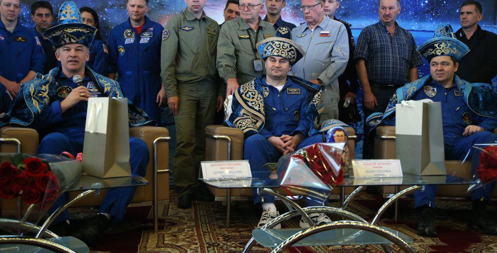soyuz tma20 astronotlar