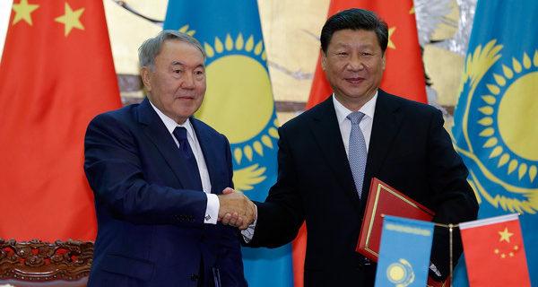 nursultannazarbayevchinesepresidentxi